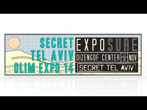 Secret Tel Aviv Olim Expo 2014