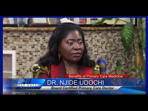 Columbia, Maryland TOP Primary Care & Urgent Care Doctor Dr  Njide Udochi