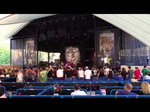 Rockstar Uproar Festival Scranton PA 15