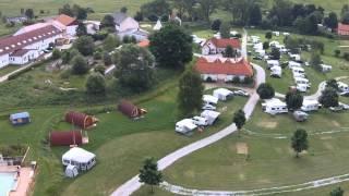 Camping Chvalsiny - Weltkulturerbe-Stadt  Krumlov Tschechien