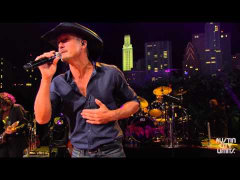Tim McGraw Performs 'One of Those Nights' on 'Austin City Limits'