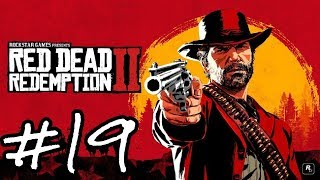 MAMY PROBLEMY - Let's Play Red Dead Redemption 2 #19 [PS4]