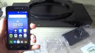 Unboxing: Alcatel Pixi 4 4034E - Smartphone de R$300!