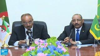 معبر بري جديد بين الجزائر وموريتانيا في منطقة ملتهبة أمنيا
