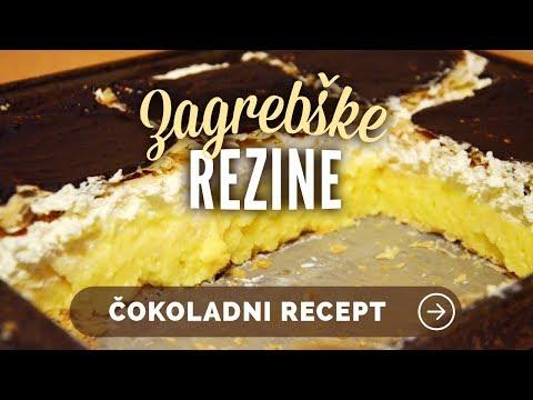 Zagrebška rezina vabi | MojaČokolada.si