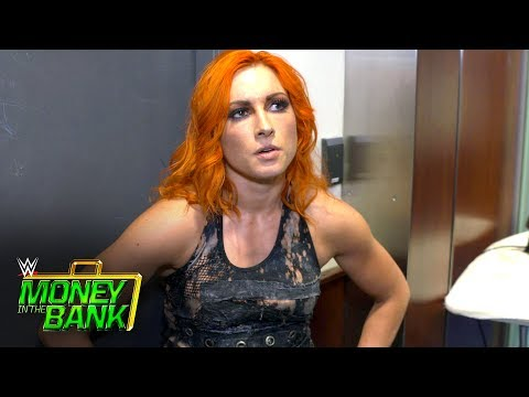 "Becky Lynch calls out people who ""get handed a lot of things"" in WWE: June 18, 2017"