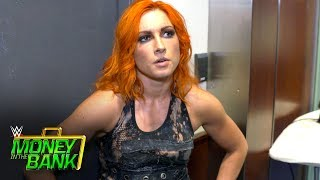 """Becky Lynch calls out people who """"get handed a lot of things"""" in WWE: June 18, 2017"""