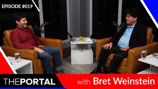 """Bret Weinstein on """"The Portal"""" (w/ host Eric Weinstein), Ep. #019 - The Prediction and the DISC."""