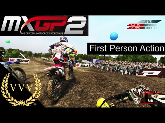 MXGP 2 First Person Action