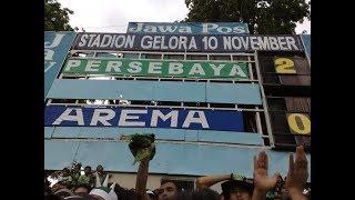 LAGU TERBAIK Bonek Di Stadion Gelora 10 November