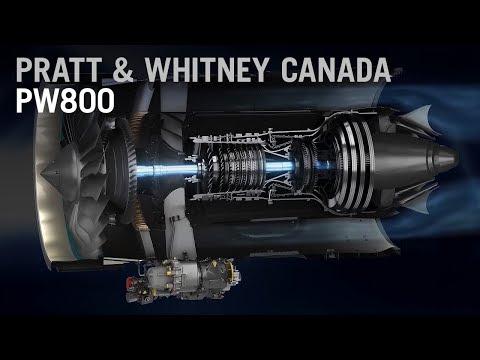 Pratt & Whitney's PW800 Engine – How it Works