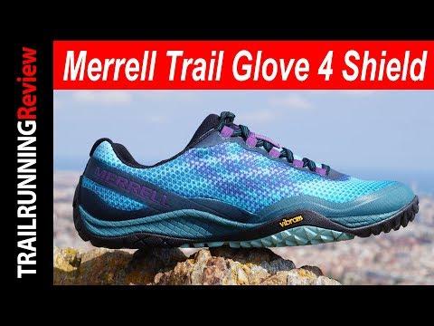 merrell trail glove 4 shield review list