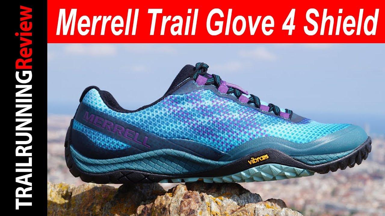 buy best supplier cozy fresh Merrell Trail Glove 4 Shield Review