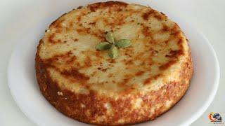 बस दूध और सूजी से बनाएं ओडिशा की ये रेसिपी। Chhena Poda Recipe I Caramel Cheese Pudding|Raja special