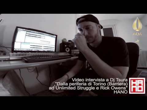 """Video intervista a Dj Tsura: """"Dalla periferia di Torino ad Unlimited Struggle e Rick Owens"""""""