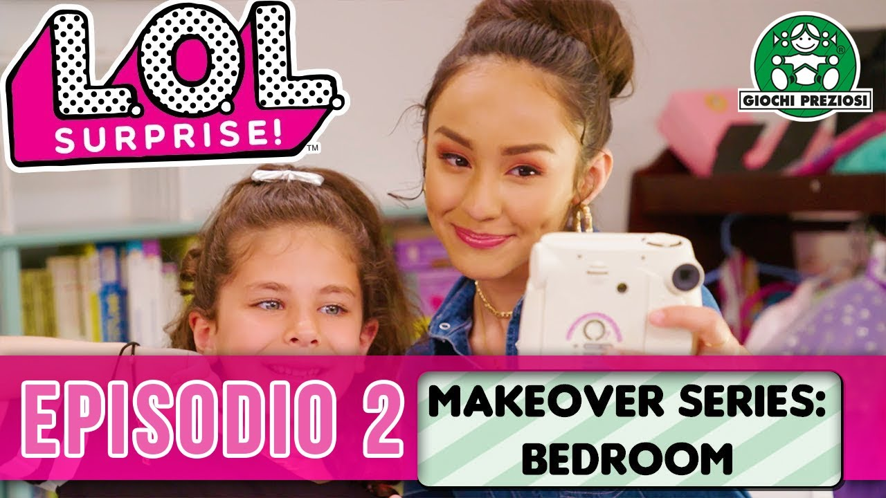 Giochi Preziosi | L.O.L. Surprise! Makeover Julia - Episodio 2