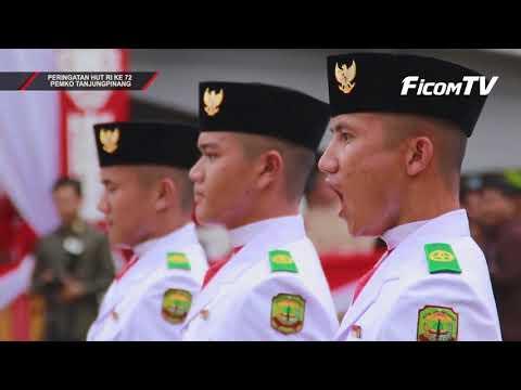 Upacara HUT Kemerdekaan RI Ke 72 (Pemko Tanjungpinang)