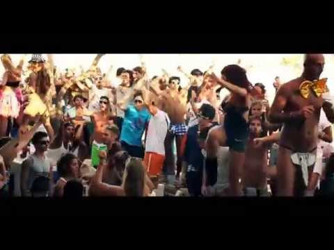 Mykonos 2015 Tropicana Beach Party - This is nightlife
