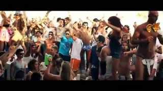 Mykonos 2015 Tropicana Beach Party - This is nightlife