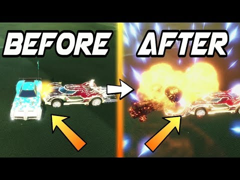 Rocket League - 10 SECRET CHANGES in the ANNIVERSARY UPDATE (Rocket League Tips/Gameplay)