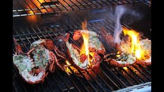Ultimate Grilled Lobster #JulyMonthOfGrilling   CaribbeanPot.com