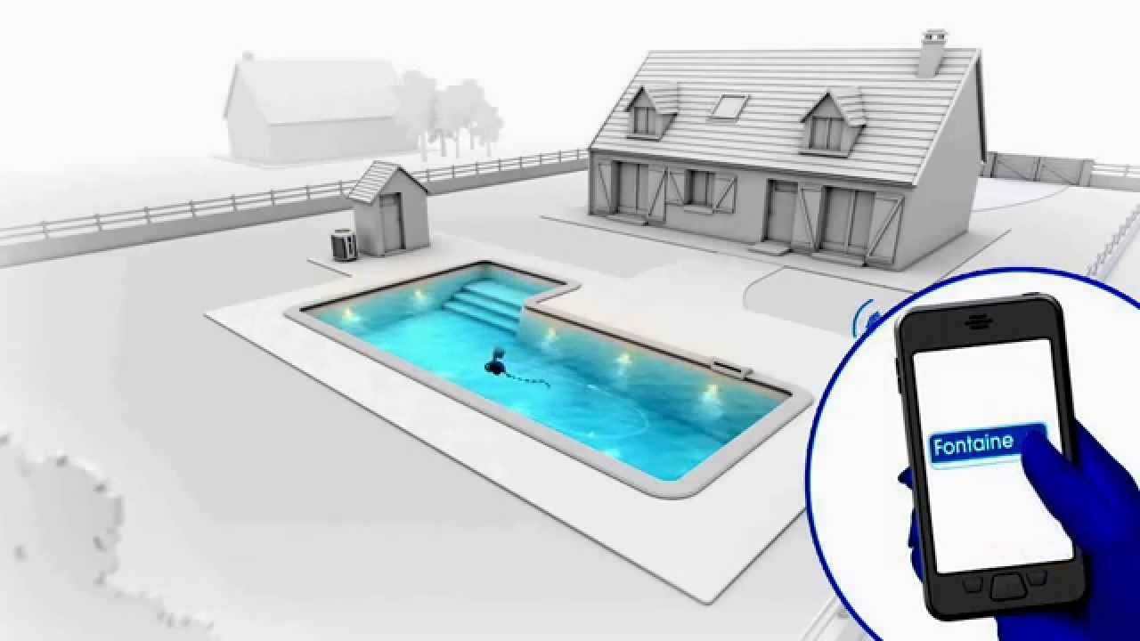 domotique piscine iaqualink by zodiac fr youtube