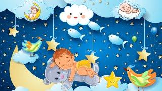 [Hanya 3 menit] Bayi Anda akan tertidur lelap - Lagu tidur untuk bayi 0-6 bulan