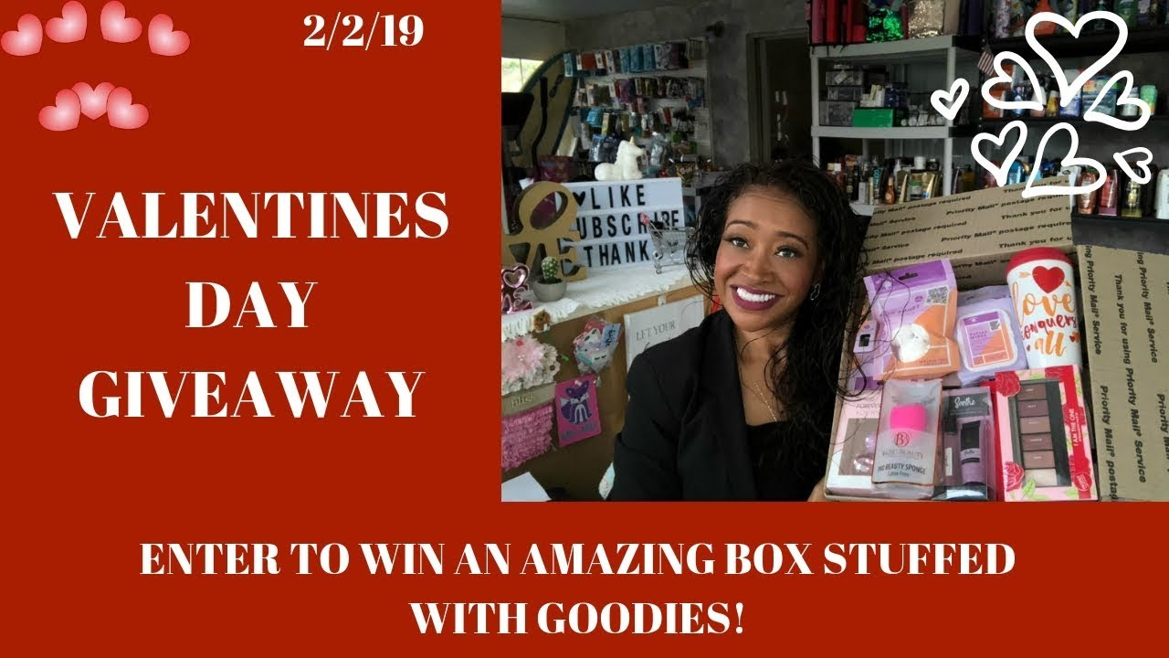 fdd1616c687d1 CONTEST CLOSED WINNER ANNOUNCED Valentines Day Subscriber Appreciation  Giveaway ❤️
