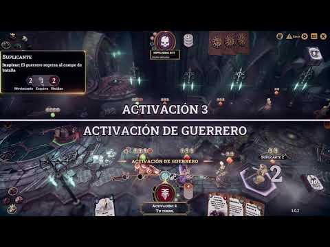 Warhammer Underworlds Online Gameplay |