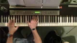 Journey - Faithfully, Piano Cover