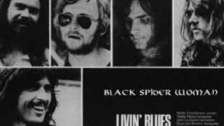 Скачать Livin Blues Black Spider Woman Live About 1975