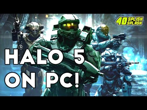 HOW TO DOWNLOAD HALO 5 ON PC!