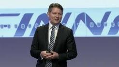 Toimitusjohtaja Topi Mannerin puhe Finnairin yhtiökokouksessa 20.3.2019