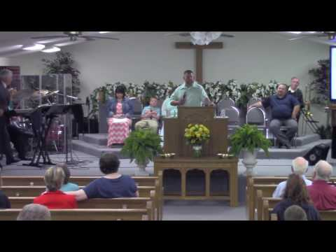 Rev. Cody Wilson - May 15, 2016 AM