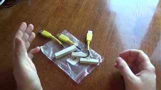 USB-резисторы. Видео-обзор.
