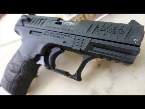 """""""NEW AND IMPROVED"""" Walther P22!"""
