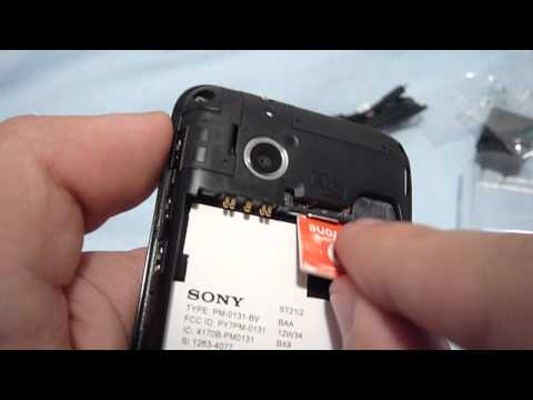 Sony Xperia Tipo Dual - Unboxing si Demo