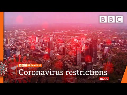 Covid: New restrictions for England likely next week @BBC News LIVE on iPlayer 🔴 - BBC
