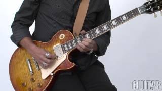 "Don Felder - Guitar World Interview/Lesson - Part 2 - ""Hotel California"""