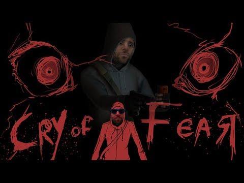 [LIVE] Cry Of Fear - Me arrependo de ter começado isso, vamo simbora - 18/11/2017