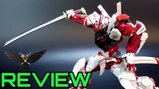 Gambar cover Hi-Resolution Model Gundam Astray Red Frame Review