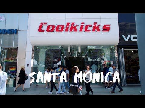 Cool Kicks Va >> Coolkicks Santa Monica Grand Opening Reupload Hd