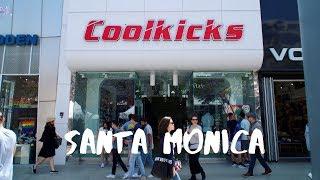 COOLKICKS SANTA MONICA GRAND OPENING!!!!! (REUPLOAD HD)