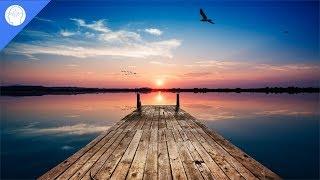 Deep Relaxation, Serotonin Release, Binaural Beats, Sunset Scene, Stress Relief