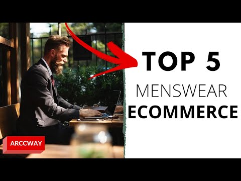 TOP 5 WEBSITES TO SHOP ONLINE FOR MENS CASUALWEAR (2020)  | Menswear Fashion Style