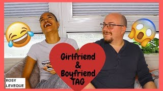 GIRLFRIEND & BOYFRIEND TAG! - Do we know each other at all?!