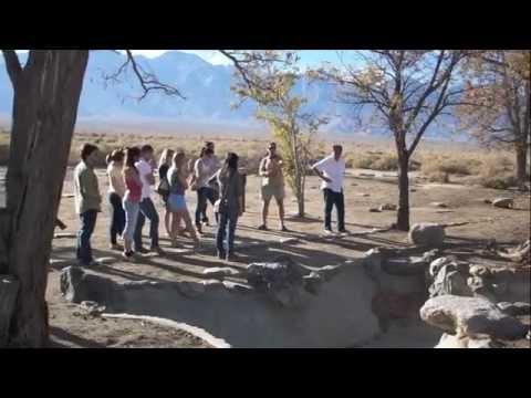 Honors 380 Trip Manzanar National Historic Site in California