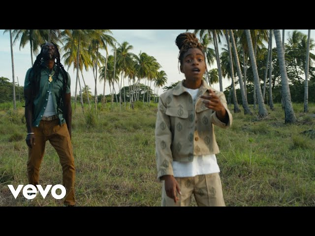 Koffee - Pressure (Remix) [Official Video] ft. Buju Banton