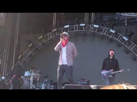 Hollywood Undead - Usual Suspects @ Kaisafest 29.7.2017