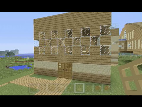 Minecraft Stampy Building His House